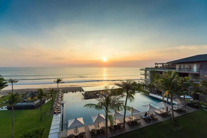 The Best Beachfront Hotels In Bali