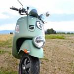 The 2018 Vespa Sei Giorni 300 Is The Fastest Scooter In The Company S History