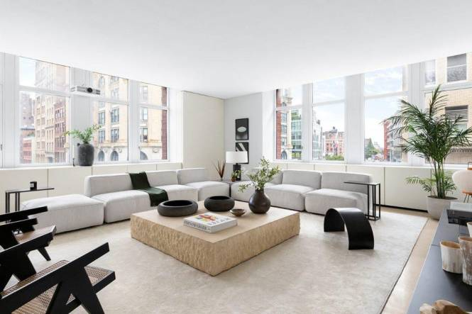 Kanye West S Former Soho Apartment Returns To New York