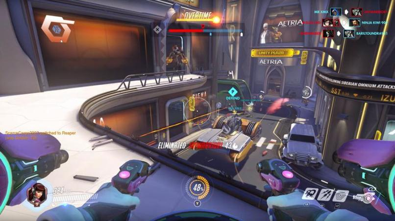 overwatch frame rate drop | Fachriframe co