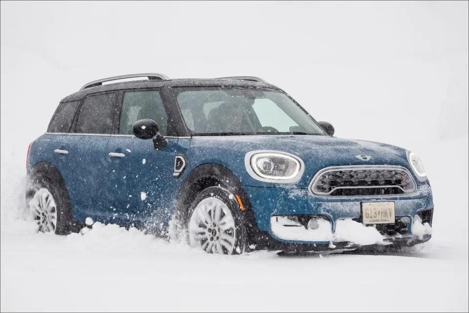2017 mini countryman s all4 test drive