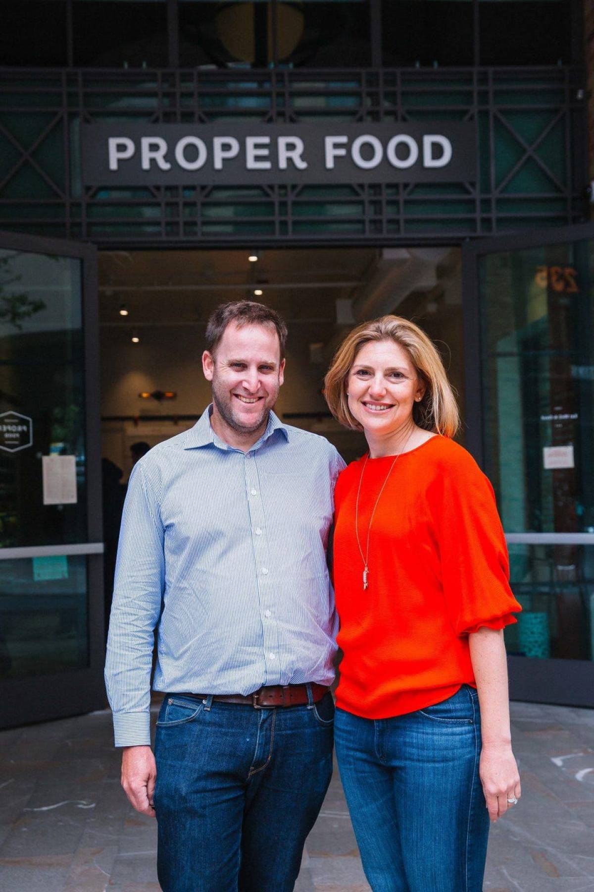Howard and Dana Bloom are the cofounders of Proper Food.