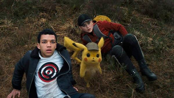 Justice Smith in Pokemon Detective Pikachu recensie