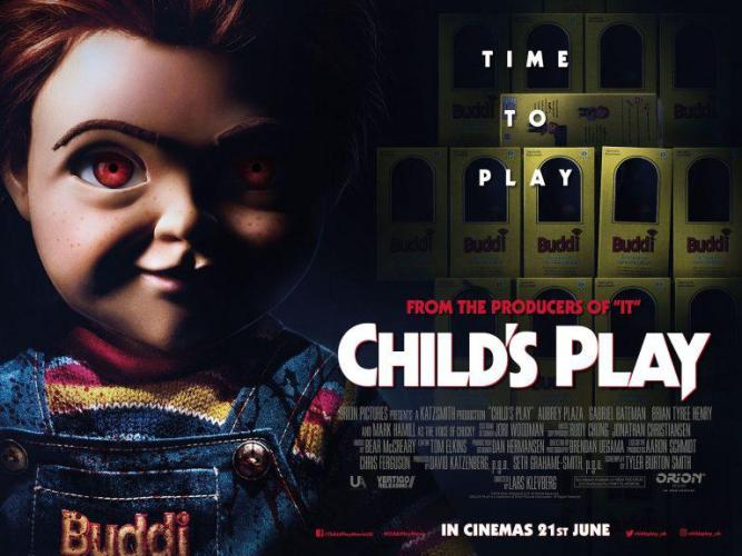 Review: 'Child's Play' Is The Summer's Happiest Surprise