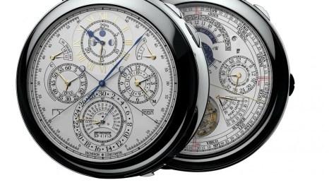 The $8 Million Pocket Watch: The Story Behind Vacheron Constantin's Ref.  57260