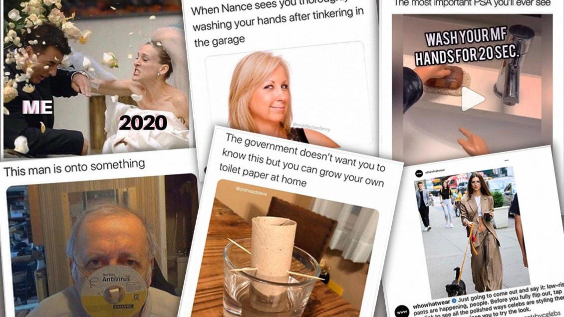 Laugh Away The Apocalypse With These 15 Coronavirus Memes