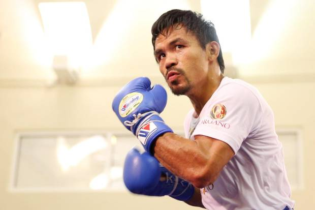Manny Pacquiao: What is next and what boxing has taught me. Los Angeles-based c... - FLOYD PAUL 3 - 2021