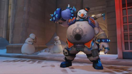 You can play 'Overwatch' for free until January 4th