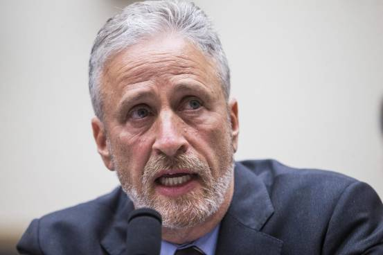 Jon Stewart has rejoined the National Dialogue with a new Apple TV + show