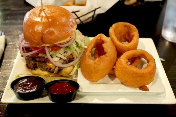 Best Burger: Rehab Burger Therapy, Scottsdale