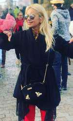 Paula Chirilă în Praga