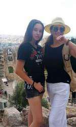 Corina Danilă și Rianna