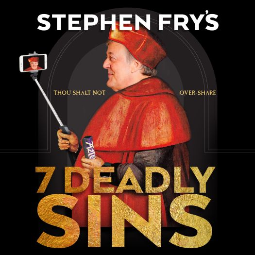 Image result for 7 deadly sins stephen fry