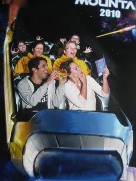 People From Roller Coasters ThumbPress 08 Winners and Losers from Roller Coasters (62 Pics)
