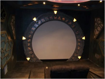 stargate 10 Incredible Home Theaters