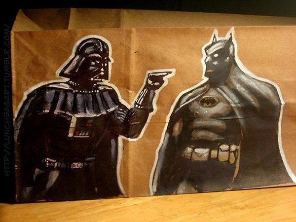 Geeky Graffiti 29 50 Geeky Street Art Pieces Brimming With Awesomeness