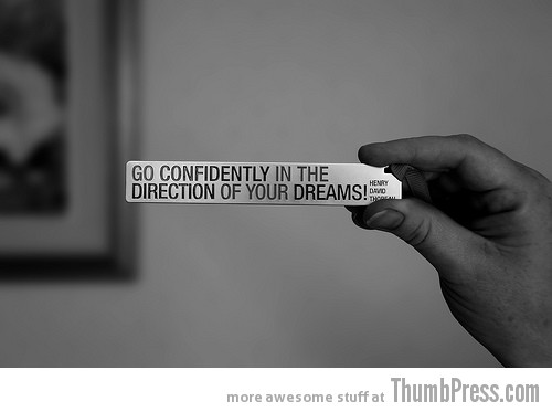 Dreams A Healthy Dosage of Motivation to Get You Through the Day