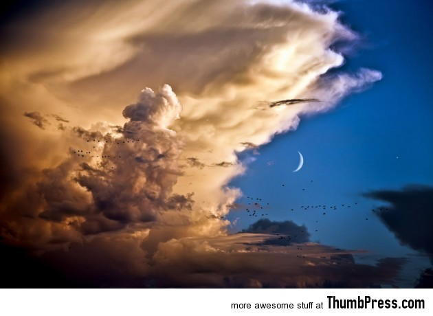 Amazing cloud formations 18 630x460 Amazing Nimbus: 25 Breathtaking Photographs of Beautiful Cloud Formation