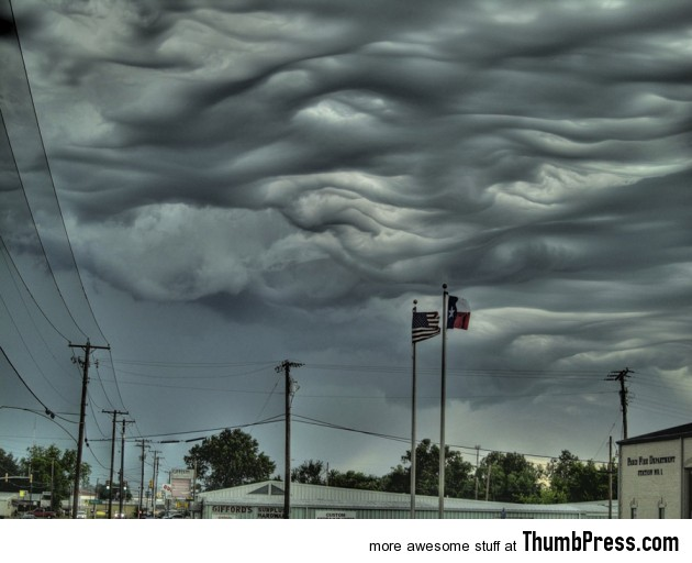 Amazing cloud formations 21 630x512 Amazing Nimbus: 25 Breathtaking Photographs of Beautiful Cloud Formation
