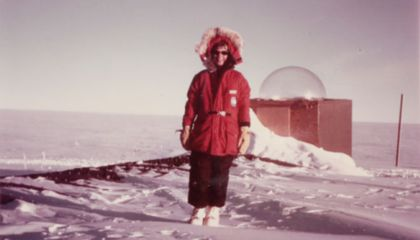 Trailblazing Engineer Irene Peden Broke Antarctic Barriers for Women