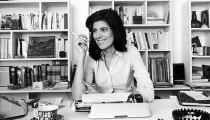 Did Susan Sontag Write the Seminal Book Attributed to Her Husband?