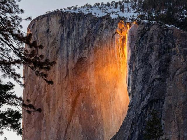 10 Amazing waterfalls of the world, seeing your heart will be happy