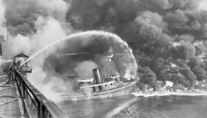 The Cuyahoga River Caught Fire at Least a Dozen Times, but No One Cared Until 1969