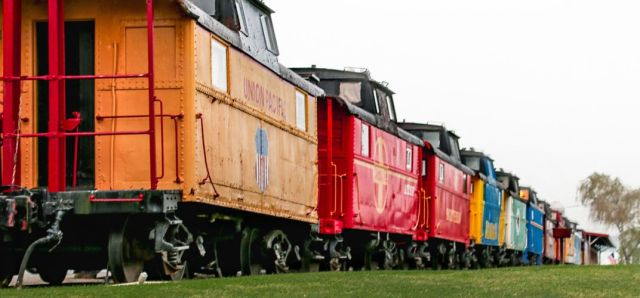 Celebrate the Transcontinental Railroad's 150th