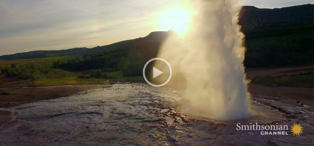 The Hydrothermal Process That Powers Geysers