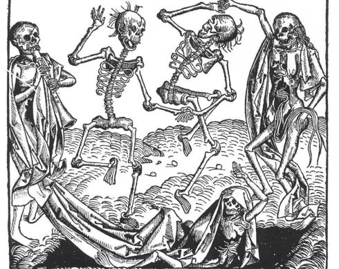Image result for images of the black death