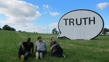 A Globe-Trotting, Truth-Seeking Art Project Looks for Answers in D.C.
