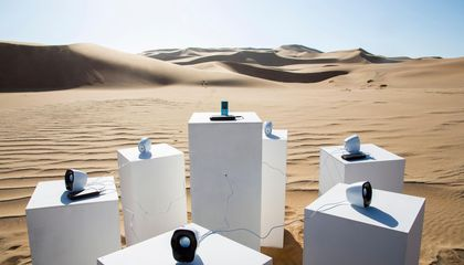 Toto's 'Africa' Will Play Forever—Or at Least Until the Next Windstorm—in the Namib Desert