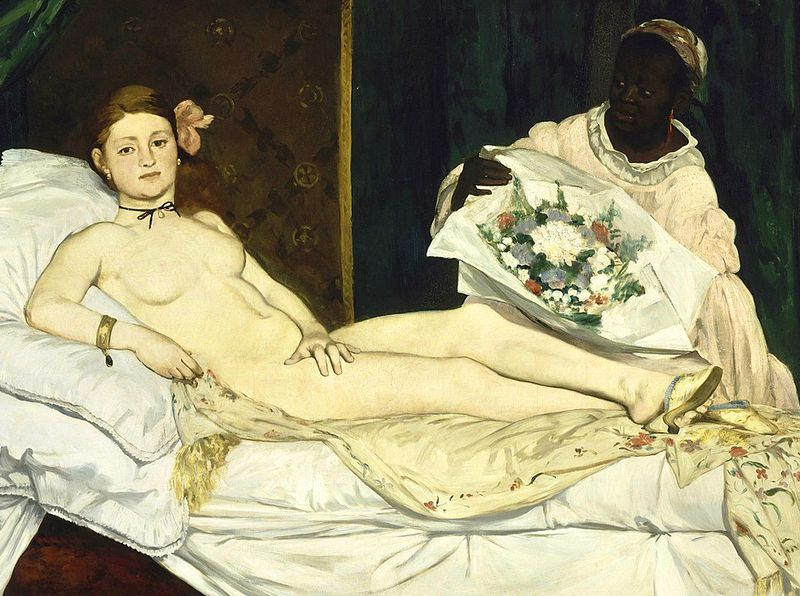 Musée d'Orsay Renames Manet's 'Olympia' and Other Works in Honor of Their  Little-Known Black Models | Smart News | Smithsonian Magazine
