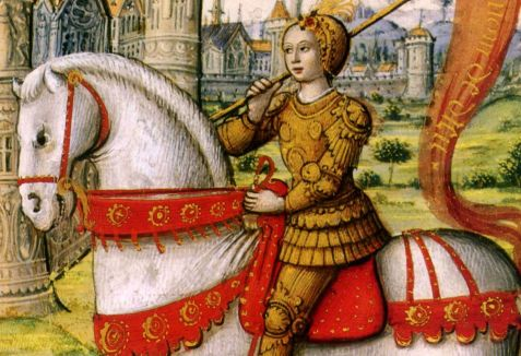 Remembering Joan of Arc, The Gender-Bending Woman Warrior Who ...