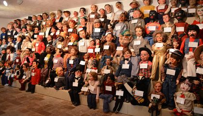 Inside the World's Only Museum Dedicated to Ventriloquism