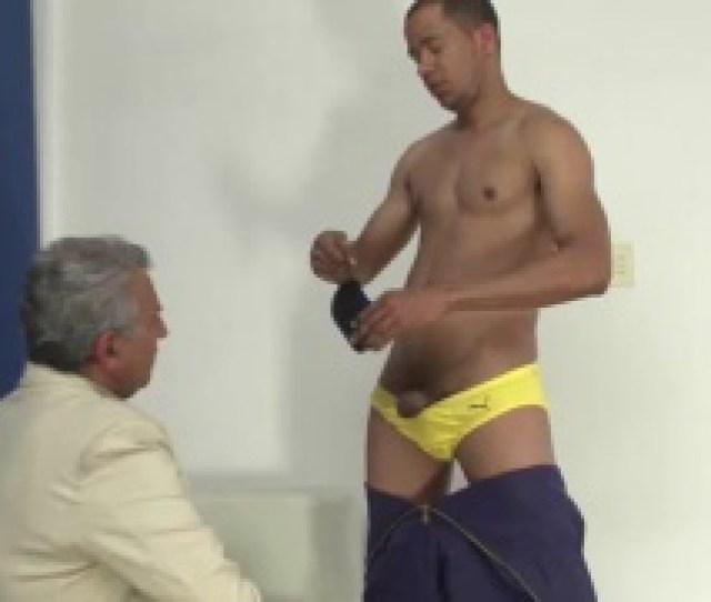 Black Porn Wannabe Fucks Old