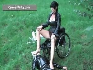 sissy maid punishment