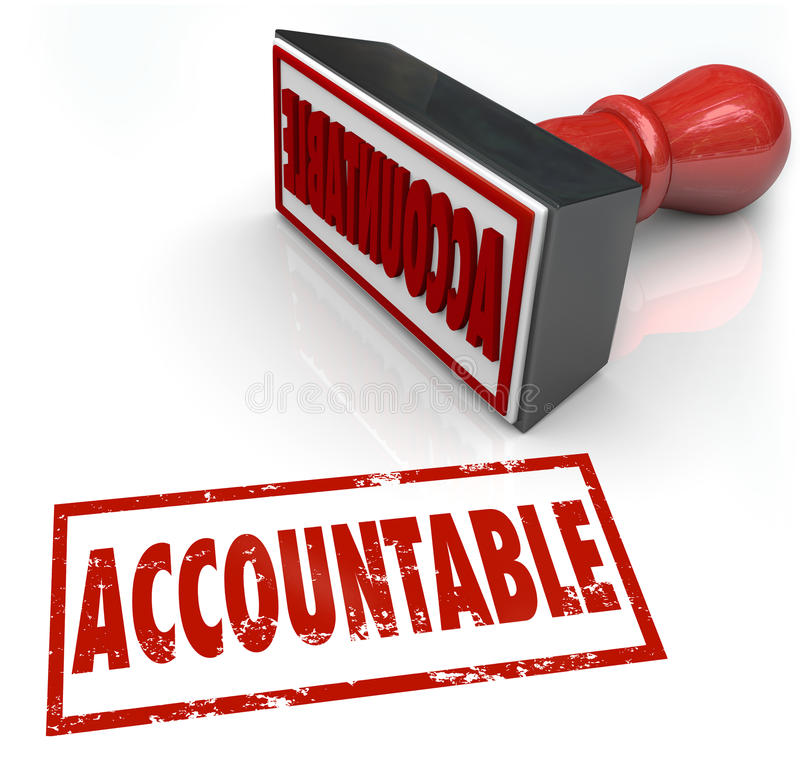 Accountable Business Person