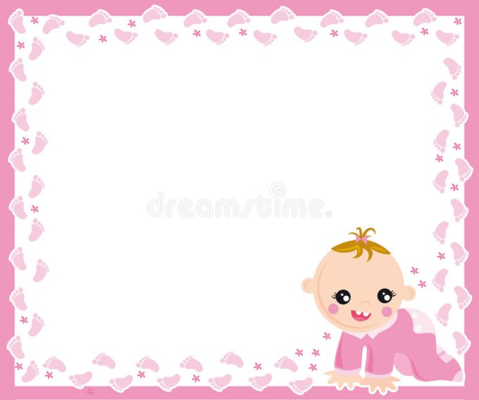 Sweet Baby Girl Picture Frame | Richiejr.org