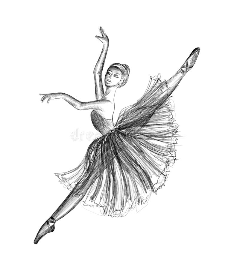 Easy Tumblr Drawings Ballerina