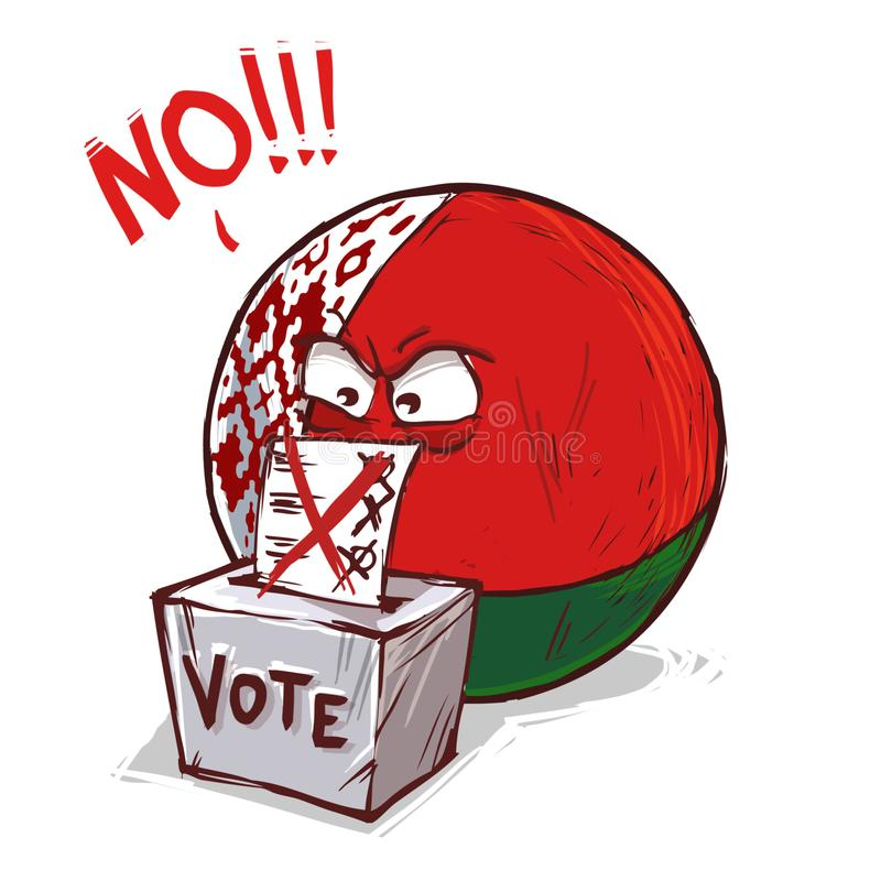 Anti Belarusskiy Ball Countryballs And Anti Belarusskiy Ball