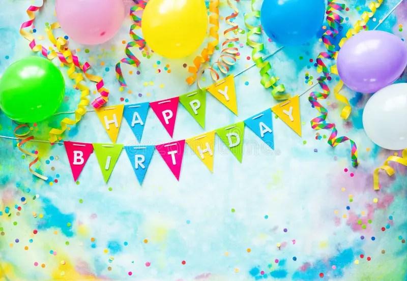 48 316 Happy Birthday Balloons Photos Free Royalty Free Stock Photos From Dreamstime