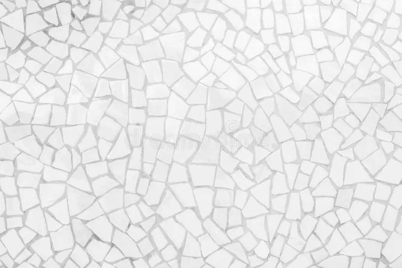 broken tiles mosaic seamless pattern