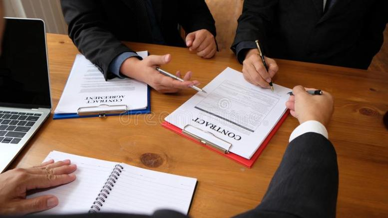 Businessman Agreement Stock Images Download 83676