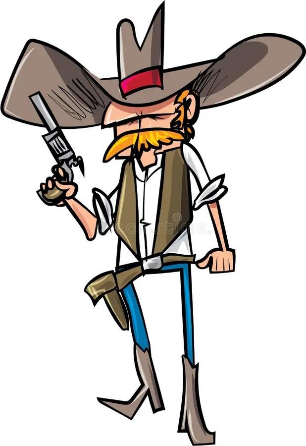 Cartoon Character Cowboy Boots