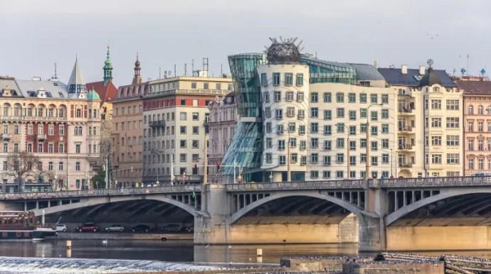 o que fazer em Praga arquitetura