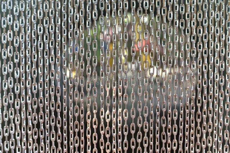 162 chain link curtain photos free