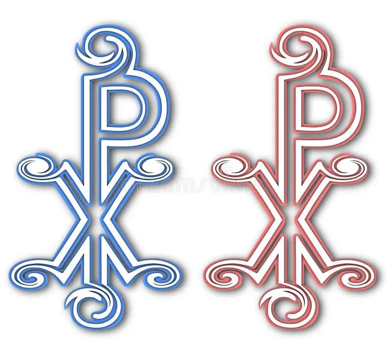 Chi Rho Symbol In Catholicism
