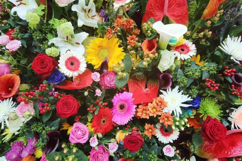 Images Of Large Bouquet Flowers | Djiwallpaper.co