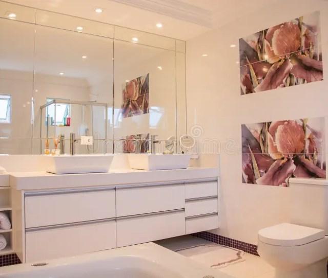 Contemporary Bathroom Interior Free Public Domain Cc Image